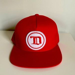 Detroit Red Wings Mitchell and Ness snapback